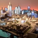 Pipers City of London model