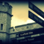 tower of london signs