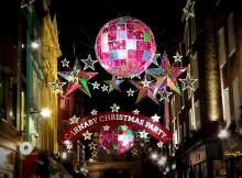 Christmas, Carnaby Street