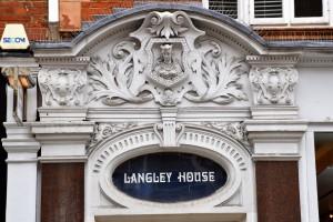 Mercer's Maiden, Langley House