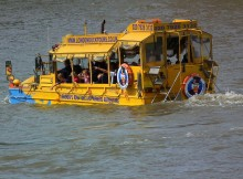 Duck Tours best water