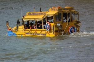 Duck Tours best water