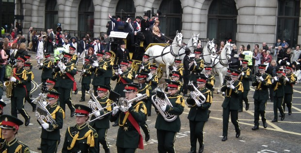 lord mayors show 1319