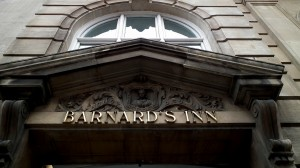 Barnard's Inn entrance