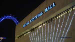Christmas, Royal Festival Hall (2)