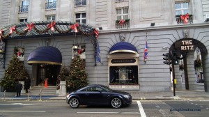 Christmas, The Ritz