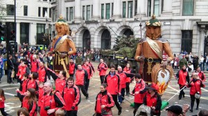 Lord Mayors Show 2011 16