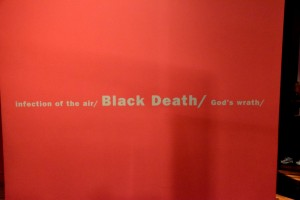 Museum of London Black Death