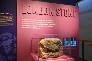 Museum of London London Stone