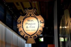 Museum of London War,Plague & Fire
