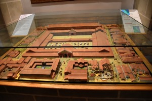 Museum of London forum & Basilica
