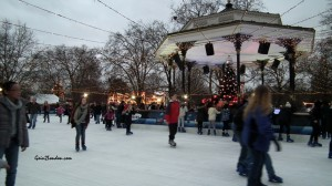 Skating Rink, Winter Wonderland