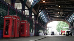 Smithfield Market, Central Avenue