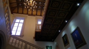 The Royal Society, interior 1