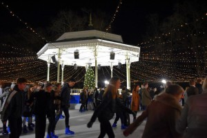 Winter Wonderland, ice rink 2