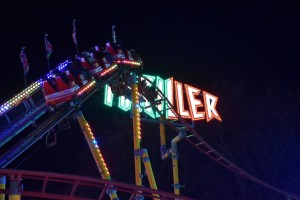 Winter Wonderland, roller coaster 2