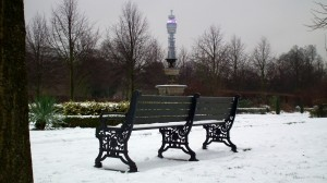 bt tower snow