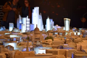 City Model, Guildhall Buildings (11)