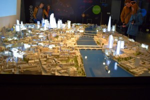 City Model, Guildhall Buildings (9)