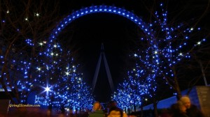 Christmas, London Eye (2)