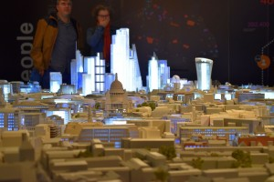 City Model, Guildhall Buildings (10)
