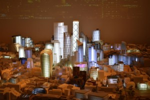City Model, Guildhall Buildings (13)