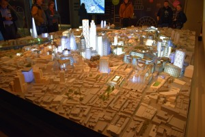 City Model, Guildhall Buildings (17)
