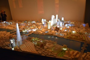City Model, Guildhall Buildings (2)