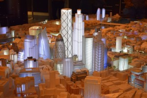 City Model, Guildhall Buildings (6)