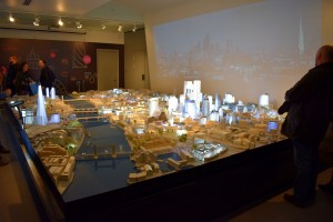 City Model, Guildhall Buildings (7)