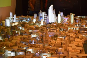 City Model, Guildhall Buildings (8)