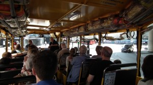 Duck Tours onboard 2