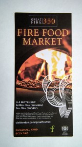 Fire Food Market leaflet (1)