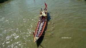 Gloriana leads 300th anniversary Doggett's