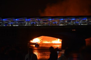 London's Burning Blackfriars