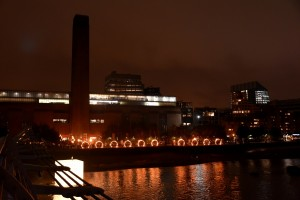 London's Burning tate fires 2