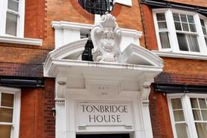 Mercer's Maiden, Tonbridge House