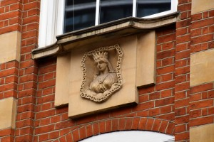 Mercer's Maiden, close up