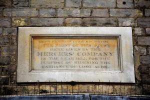 Mercer's Maiden, tablet Long Acre