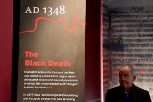 Museum of London Black Death 2