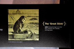 Museum of London Great Stink