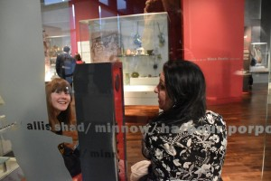 Museum of London Mandy & Sophie