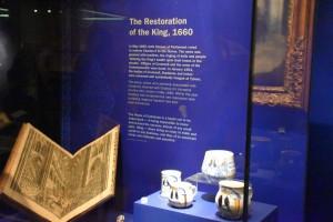 Museum of London Restoration years