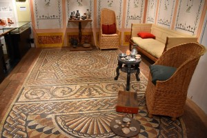 Museum of London Roman room