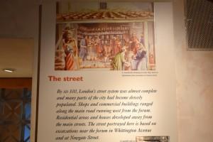 Museum of London Street