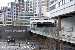 Museum of London roundabout1