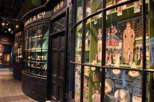 Museum of London vintage shops