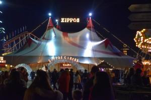 Winter Wonderland, Zippos Circus