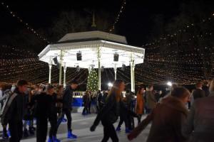 Winter Wonderland, ice rink 2