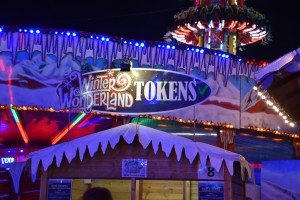Winter Wonderland, tokens